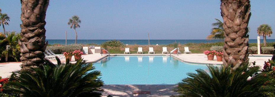 Villa di Lancia pool